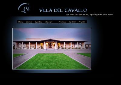 Villa Del Cavallo