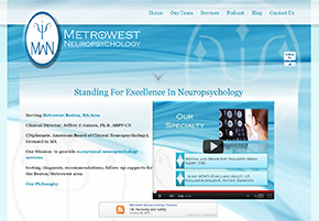 Metrowest Neuropsychology- After