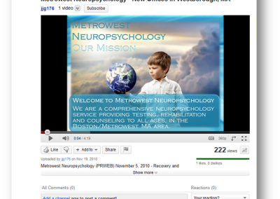 metrowestneuropsychology-youtube